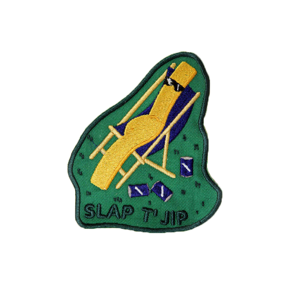 Slap tjips street food patch