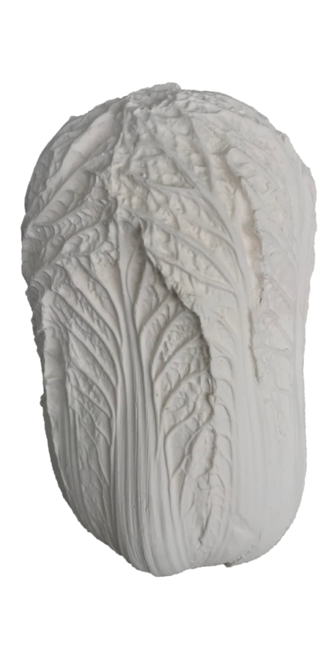 Ceramic Chinese cabbage